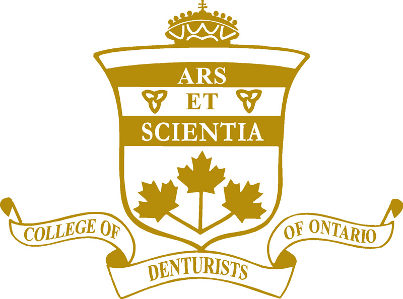 The College of Denturists of Ontario