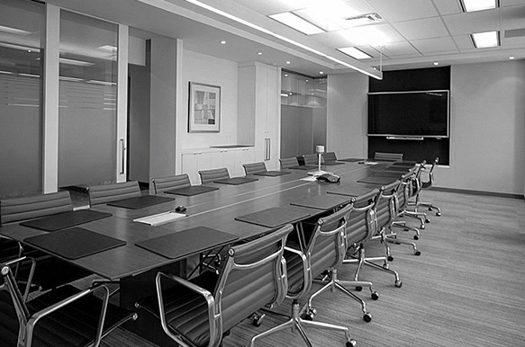 Postmedia Place Board Room