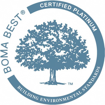 BOMA Best Certified Platinum