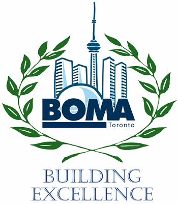 """Certificate of Building Management Excellence"" Award Winner"